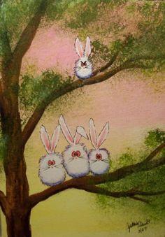 Tree Bunnies