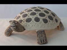 Keramik Schildkröte - YouTube
