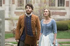 Making History - Episode 1.01 - Pilot - Promotional Photos & Press Release