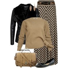 #Zigzag_outfit
