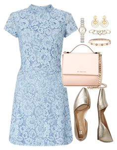"""Untitled #3324"" by theaverageauburn on Polyvore featuring Miss Selfridge, Bzees, Givenchy, Burberry, Kenneth Jay Lane and Zimmermann"
