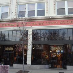 KRESS EMPORIUM  downtown Asheville NC sells the most fabulous items created by over 80 local artists!