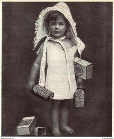 Original-Werbung/ Anzeige 1907 - SIROLIN / HOFFMANN LAROCHE BASEL - Ca. 130 X 150 Mm - Werbung