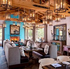 Rancho Valencia at Rancho Santa Fe Rancho Valencia's two new restaurants. Veladora brings together stunning valley views with Mediterranean cuisine in a captivating, candlelit modern hacienda setting, while The Pony Room serves up craft tequilas and cocktails alongside rustic American cuisine for lunch and dinner.