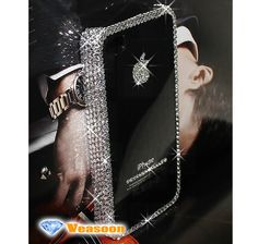 Bling iphone 4 case bling iphone 5 case bling iphone 4s by Veasoon, $18.99