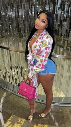 Boujee Outfits, Baddie Outfits Casual, Curvy Girl Outfits, Cute Swag Outfits, Classy Outfits, Stylish Outfits, Model Outfits, Picture Outfits, Fashion Outfits