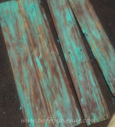 turquoise stain - Google Search