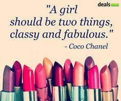Tolle Gutscheine & Rabatte auf Beauty Produkte findet ihr auf: http://www.deals.com/kategorien/beauty-und-gesundheit/  #gutschein #gutscheincode #sparen #shoppen #onlineshopping #shopping #angebote #sale #rabatt #beauty #makeup #lipstick #cocochanel #quote #schminke
