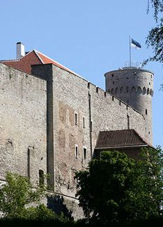 Замок Тоомпеа - Art Tallinn Guide