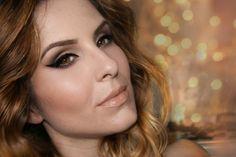 Resenha – Brilliant Bronze (e iluminador) Baked Mineral na cor Dawn @Senna Cosmetics #sennacosmetics #makeup | Claudia Guillen
