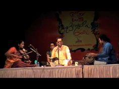 ▶ Krishna Ena Barade, Kannada, Carnatic music - YouTube