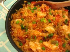 It was my first time making jambalaya and I'm happy to say that it was a success. Now this is more of a quick version of a jambalaya, even though it took about an hour or so to make, and it tasted absolutely amazing. It was filled with smoky sausage, jumbo shrimp, and plenty of …