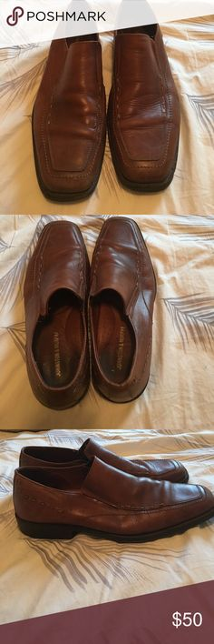 Johnston & Murphy shoes Men's size 10 Johnston & Murphy Shoes Loafers & Slip-Ons