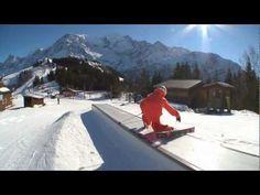 10 year old female skier Kelly Sildaru.. she's amazing!
