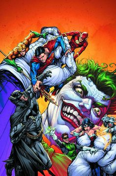 JUSTICE LEAGUE OF AMERICA #1 THE JOKER