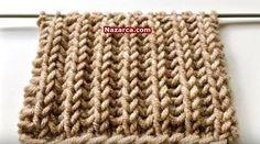 Değişik Lastik Örgü Modelleri-Merhaba Örgü sever Arkadaşlar. Bugün bana da çok farklı gelen Adı İngiliz Örgü Lastik Modeli olandeğişik şekilde örülen Örgü başlangıçlarında çok kullandığımız bir örneği öğreneceğiz. Videolu anlatımlı İngiliz Lastik Örneği (English knitting gum). Lastik Örgüler en sık Örgü Kazak,Hırka,Yelek gibi modellerin Bel,Yaka ve Kol ağızlarında kullanılıyor.Güzel ve ingiliz-lastik-ornegi esneyen bir Örnek ile yapıldığında bu örgüleri daha uzun süre rahat bir şekilde…