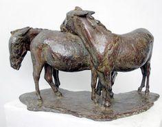 equine sculpture - Google Search
