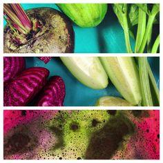 #juicing 3 steps! #beet #celery #barattieri #lemon by https://www.facebook.com/chefvitocortese