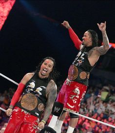 WWE The Usos
