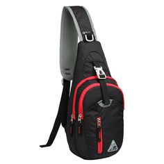 Amazon.com : Kimlee Multi-functional Cross Body Chest Pack This would be great for vacation and youth trips.