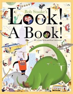 Such a clever novelty book. My son will read this over and over again. (Think Where's Waldo-on steroids)