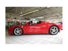 Ferrari 458 - Spider 4.5 V8