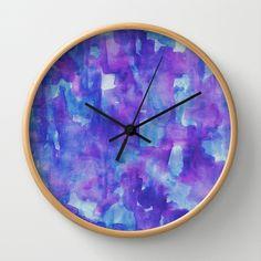 Wall Clocks | Society6 on Behance