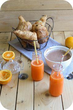 Jus de carottes oranges et citron (1)