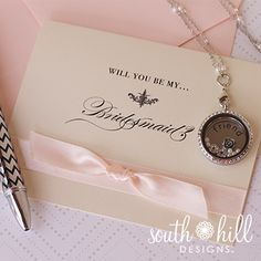 Looking for that perfect gift for your dear bridesmaids? Look no further than a beautiful, personalized locket from South Hill Designs. What a great way to say thank you to that special friend who made your perfect day that much better! South Hill Designs, Perfect Bride, Silver Lockets, Personalized Charms, Bridesmaid Gifts, Bridesmaids, Custom Jewelry, Jewelry Stores, Tote Bag