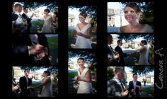 Hannah is wowed by magician Paul Lytton on her wedding day!