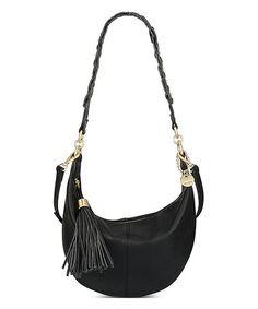 Look at this #zulilyfind! Black Anwen Shoulder Bag #zulilyfinds