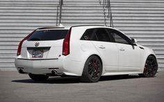 Cadillac Cts-v Wagon #16