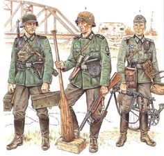 Early Wehrmacht Uniforms by Wolfenkrieger on DeviantArt