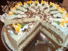 Cukor, Tiramisu, Fondant, Cheesecake, Ethnic Recipes, Food, Places, Postres, Cheesecake Cake