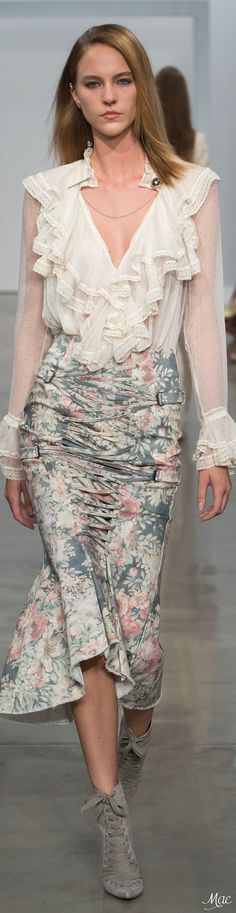 Zimmermann - Spring 2017 Ready-to-Wear