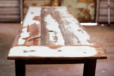 Farm Tables | Reclaimed Wood | Farm Table | Woodworking | Athens ...