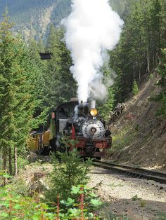 Steam Locomotive | Flickr - Photo Sharing!
