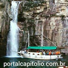 Portal Capitólio por Eulin Ribeiro : Portal Capitolio Lago de Furnas