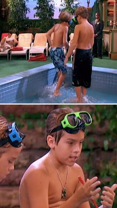 Zack Et Cody, Dylan And Cole, Twins, Gemini, Twin