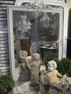 Rococo French Style And Vintage Shabby Chic On Pinterest