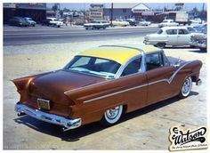 Larry Watson Cars | Customs Larry Watson's Personal Photo Collection - Page 42 - THE H.A.M ...