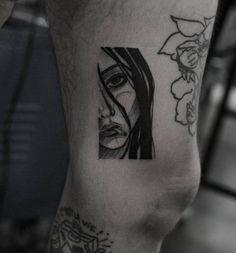 Sketch+style+portrait+by+Ricardo+Da+Maia