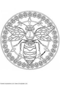 Wasp Mandala