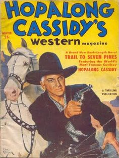 """I loved my Hopalong Cassidy Cowboy  Boots!!!  (Mom insisted on Flat heels though, so as not to """"ruin"""" my feet!)"""