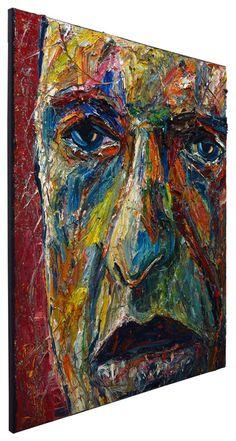 Oil Painting (For Sale) -by David Padworny #impasto #painting #canvas #picture #art #acrylic #artwork #framed #pop-art #original-art #primitive #folk-art #portrait #figure #artist #free-shipping #portraits #lithograph #etching #vintage-art #original-signed-artwork #drawing #realism #pop-art-artwork #original-modern-arts #painting-for-sale #oil-painting #abstract #art #original #painting  #expressionism #expressionist #NYC #Google