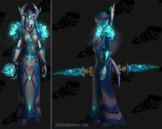 Frost Mage Transmog Set Ideas (Set 1)                                                                                                                                                                                 More