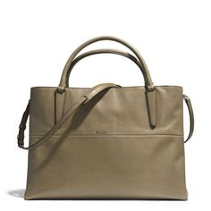 The The Large Soft Borough Bag In Nappa Leather from Coach