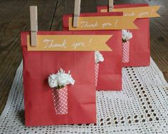 There are many creative ways how to say thank you! So to inspire you to make something fun for someone who deserves a 'thank you very much' here are 16 cool thank you gifts and crafts you can make. Thank You Very Much 1. DIY Paper Vase Favor Bags would also make a darling thank you gift packaging idea. Why not take the time to package up some goodies up in the bags above to pass out as affordable, party favor. How To Say Thank You 2. How to make a fabulous burst box that would work as a…