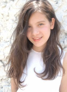 外国人風/ヘルシーWAVE 【LOAVE AOYAMA】 http://beautynavi.woman.excite.co.jp/salon/26916?pint ≪ #longhair #longstyle #longhairstyle #hairstyle ・ロング・ヘアスタイル・髪型・髪形≫