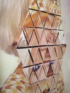 Mirror Phase - #3D #Collage  #heidiandreasen #heidi #andreasen